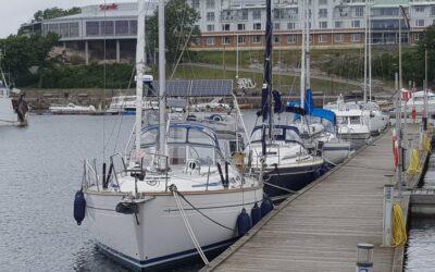 Båtsommar i Strömstad.